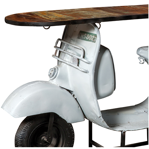 CONSOLLE VESPA SCOOTER