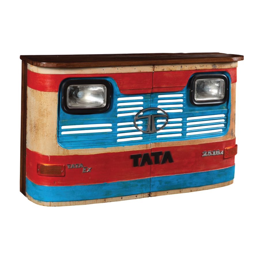 consolle camion tata