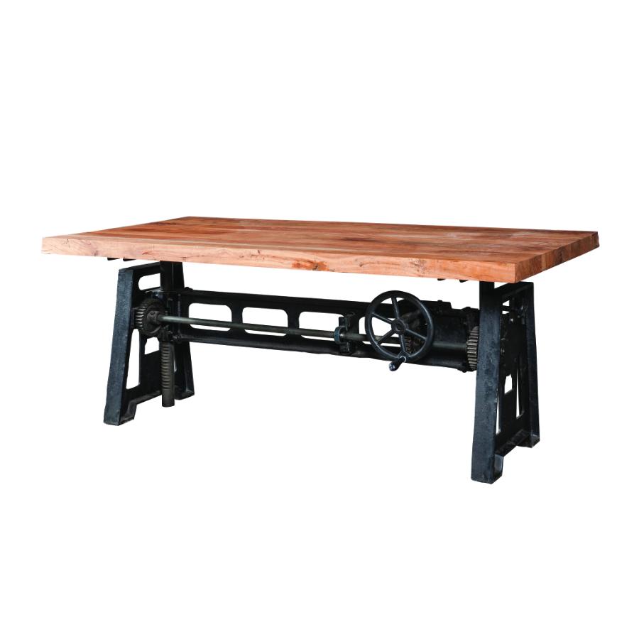 tavolo ferro legno