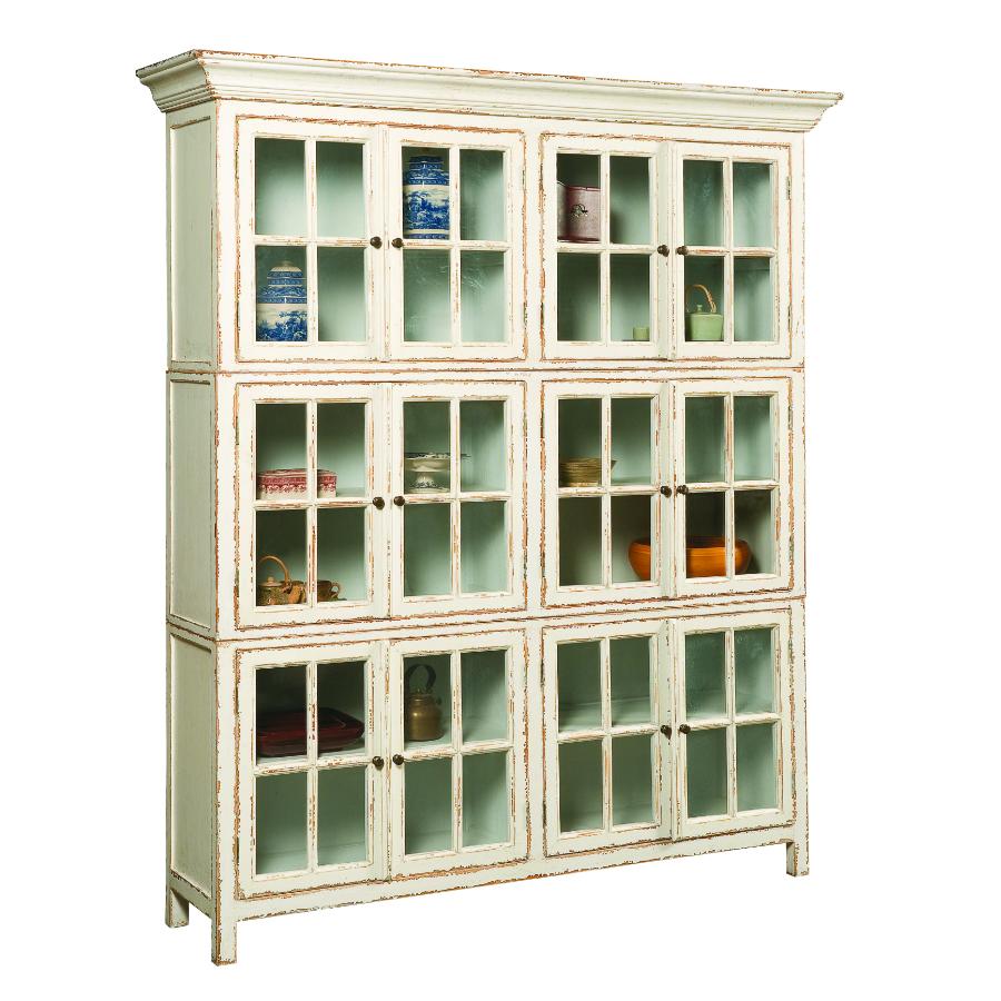 Libreria a vetri – Orient Gallery