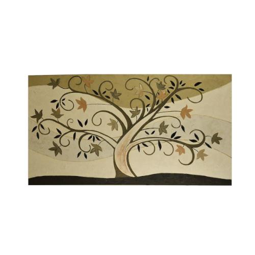 dipinto su tela albero della vita