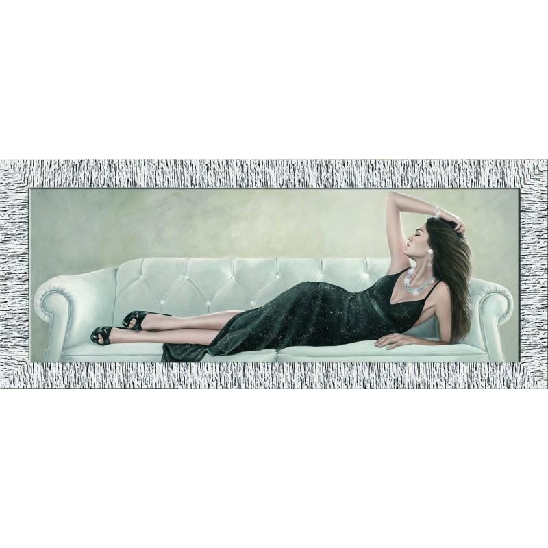 quadro donna duval