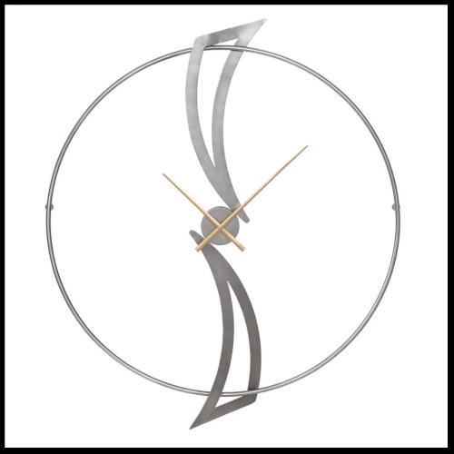 orologio alluminio ixia