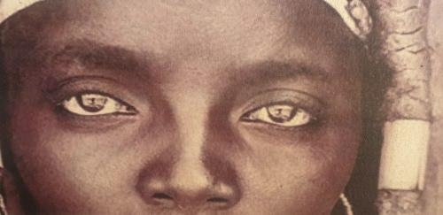 occhi mursi donna
